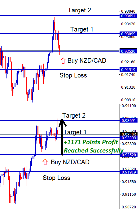 nzd cad trading strategy for buying at correct time