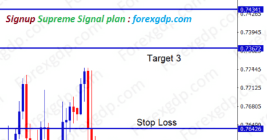 aud usd forex trading after support level breakout made 1481 points profit