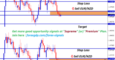 eurnzd sell signal at 630 points profit
