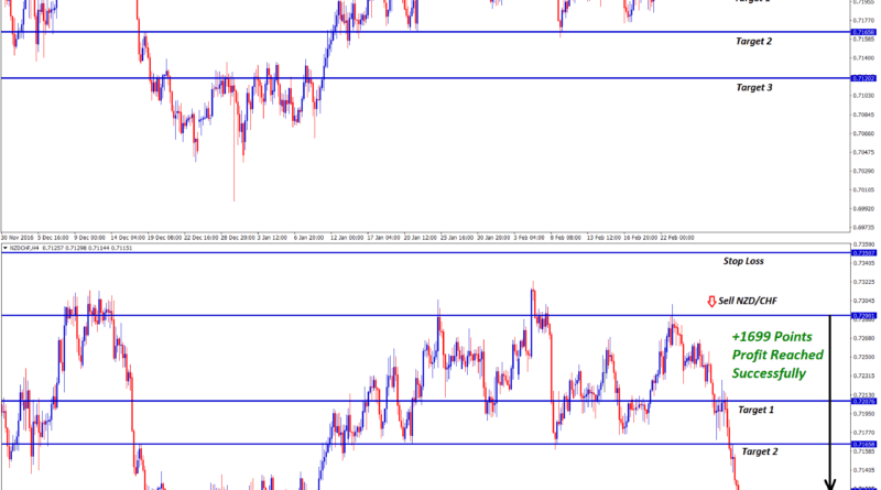 nzd chf forex signal reached 1699 points profit
