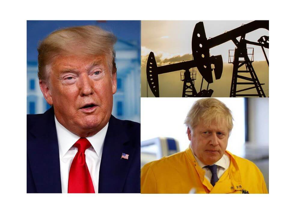 Oil price cut in history and UK PM recovered from coronavirus