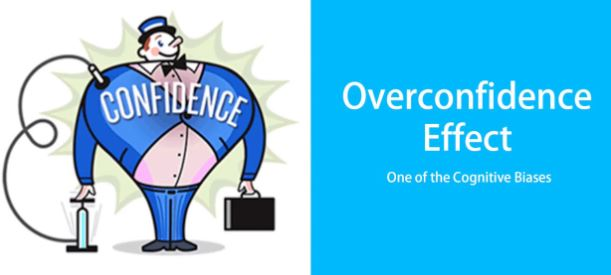 overconfident trader gives more profit and then wipe out in forex trading