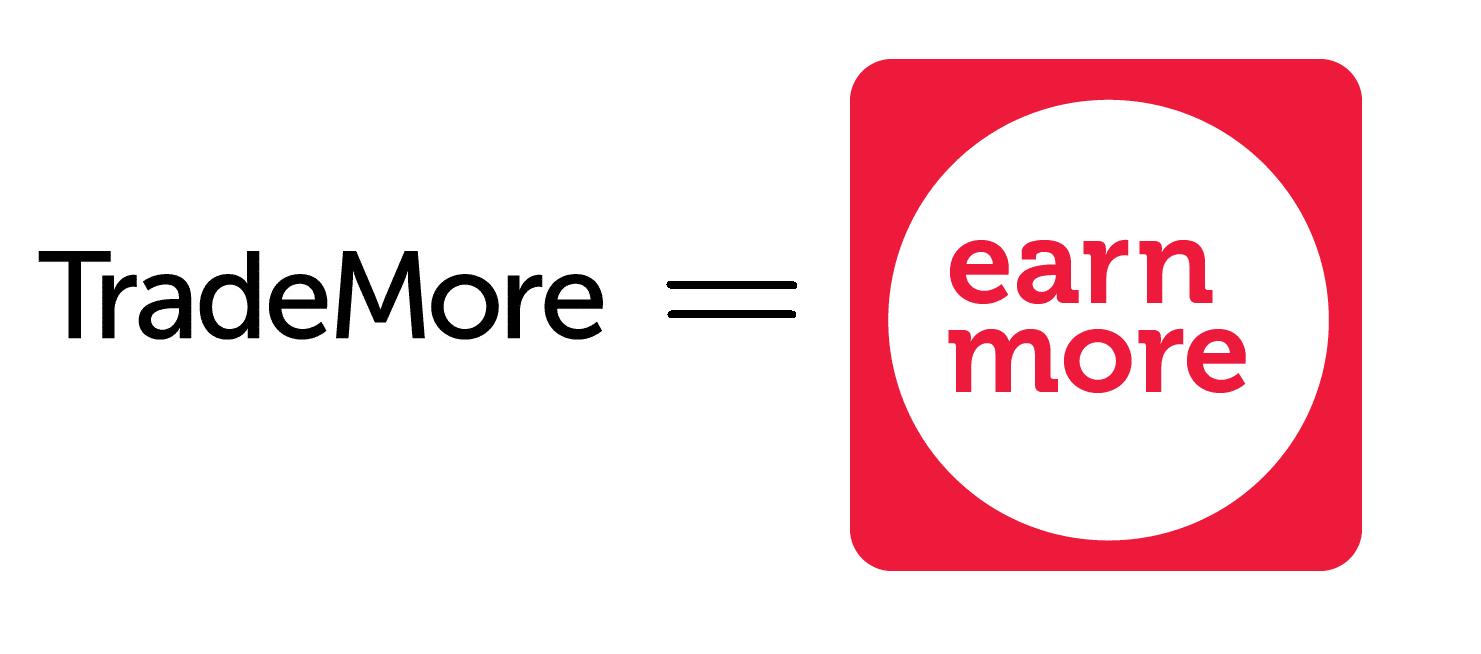 trade more earn more loss more