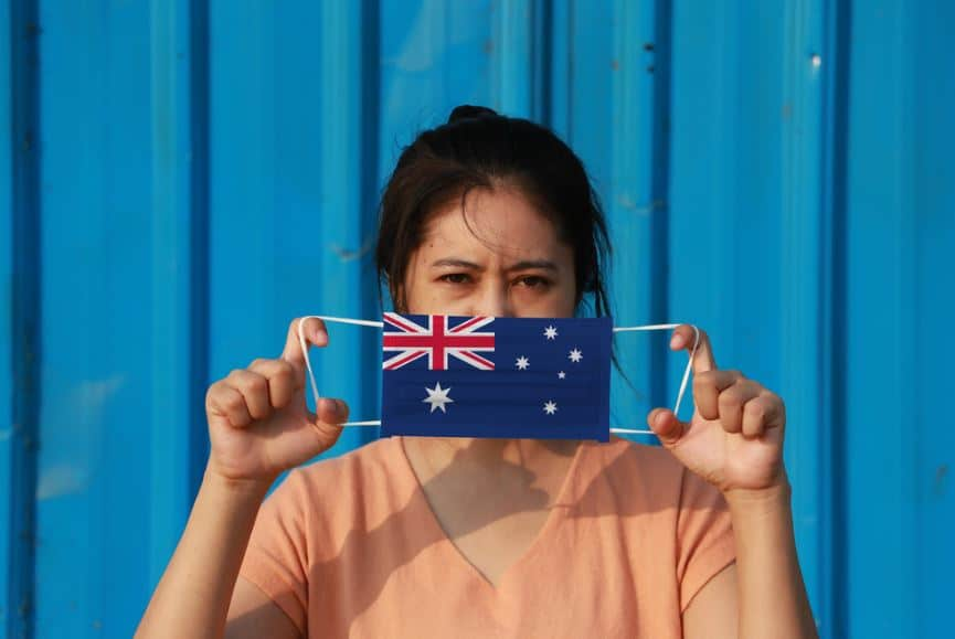 Australia are safe from corona virus attack