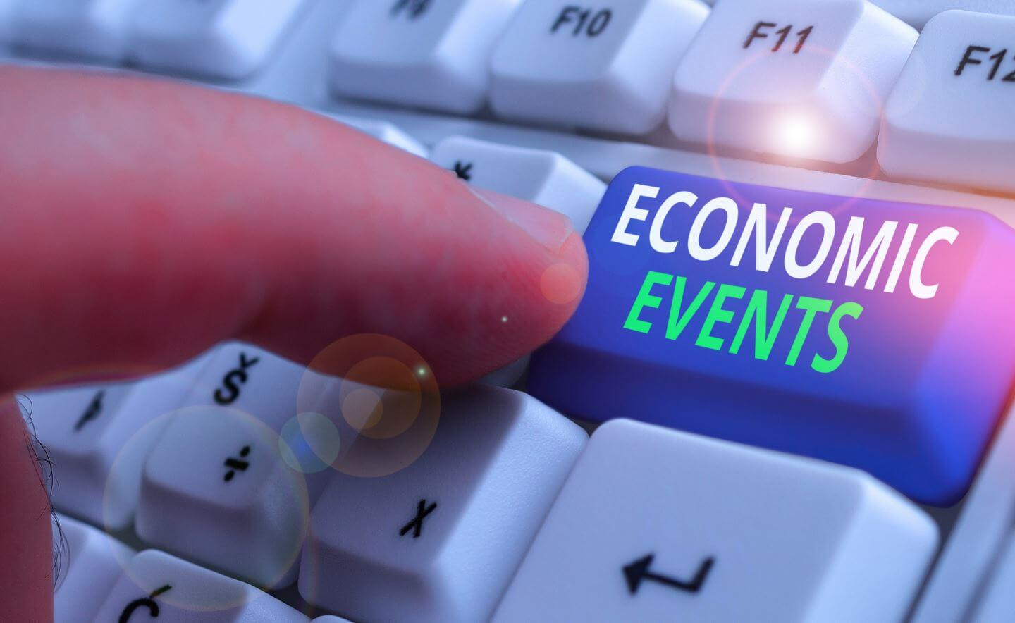 economic events shortcut button in keyboard