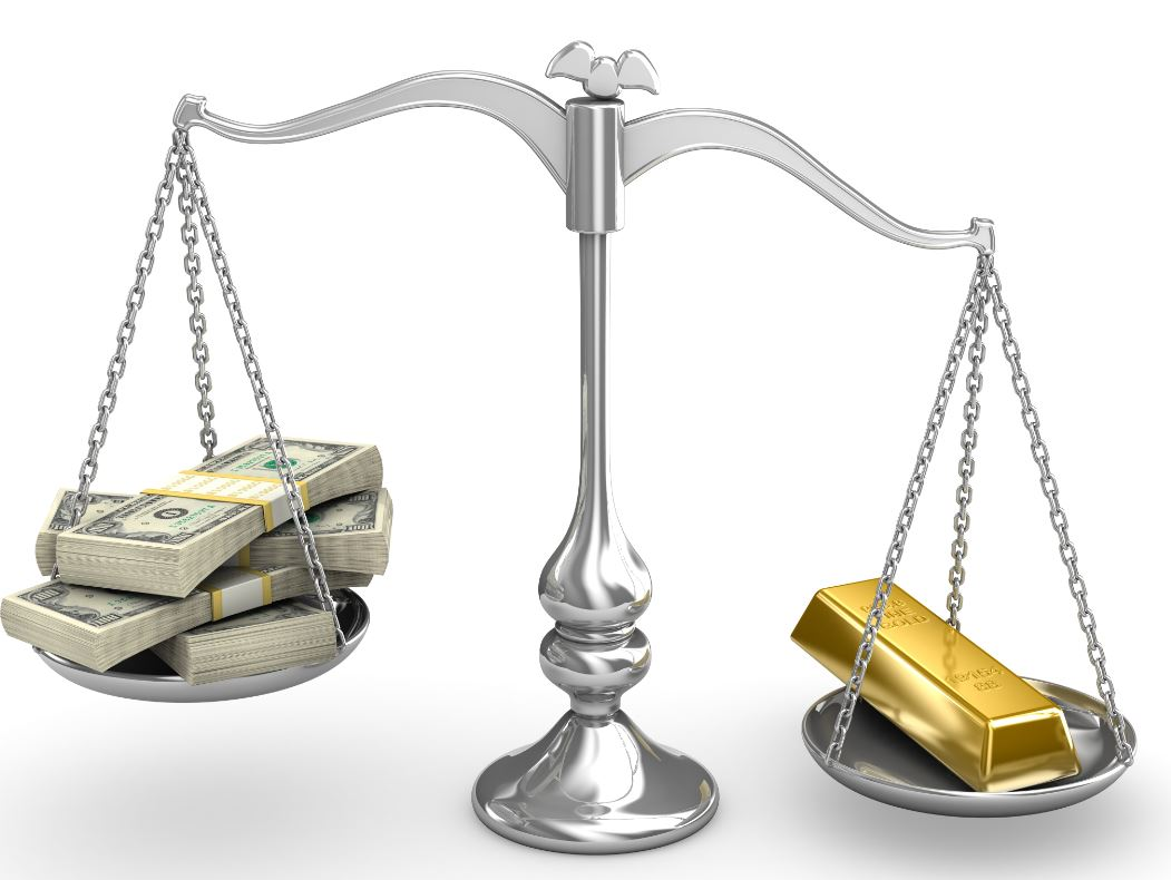 gold vs currency rate fluctuations