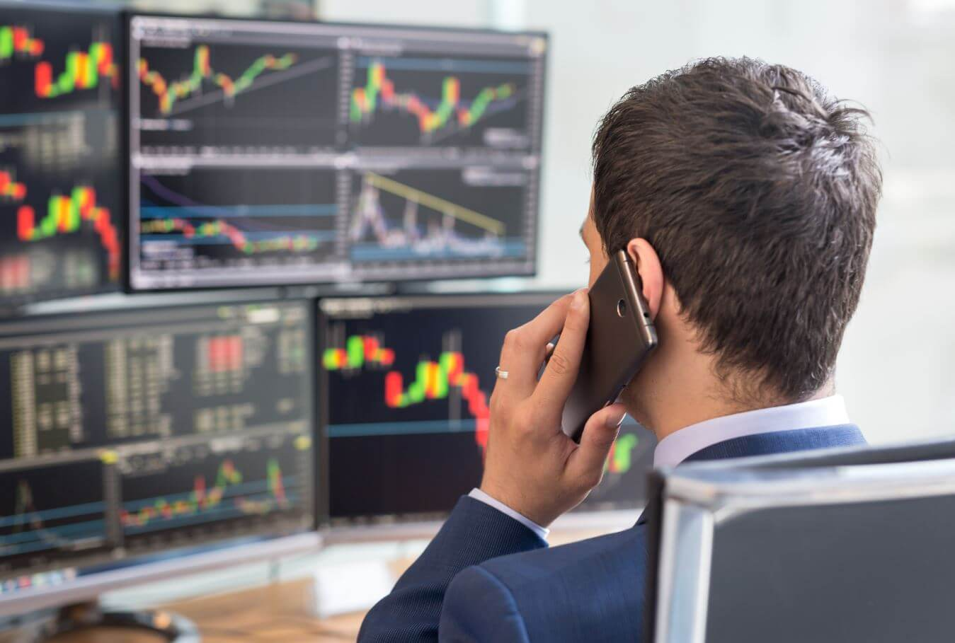 how to trade economic calendar by phone trading