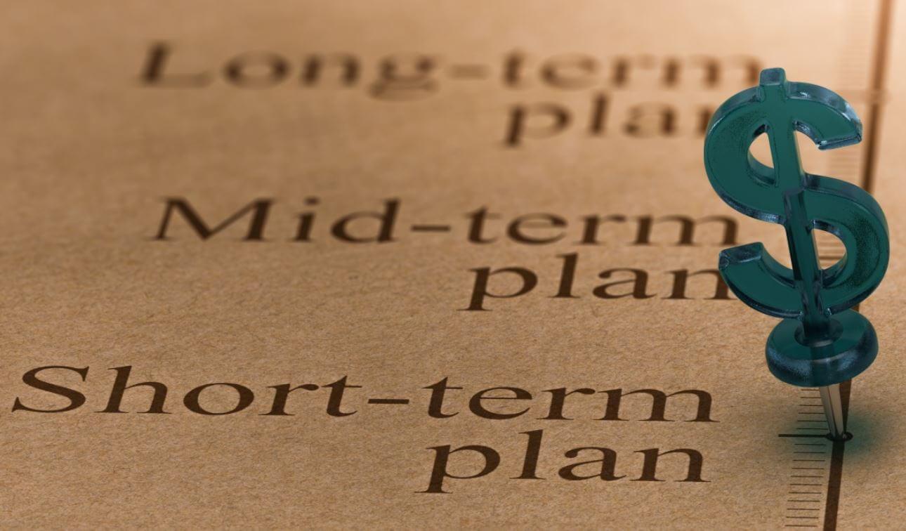 short medium longer term plans in forex trading