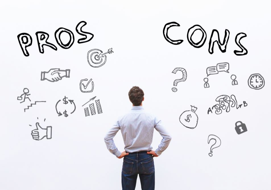 forex broker pros and cons