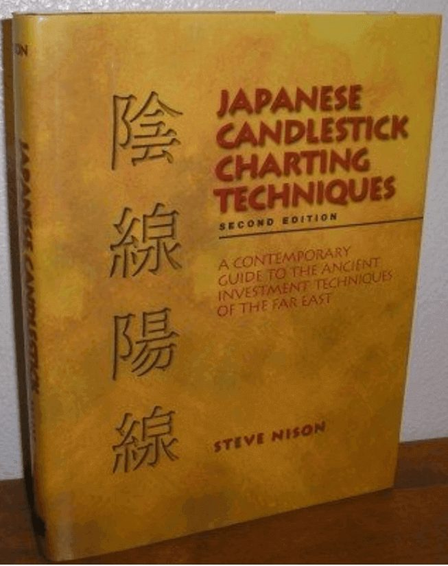 japanese candlestick charting technique by steve nison book