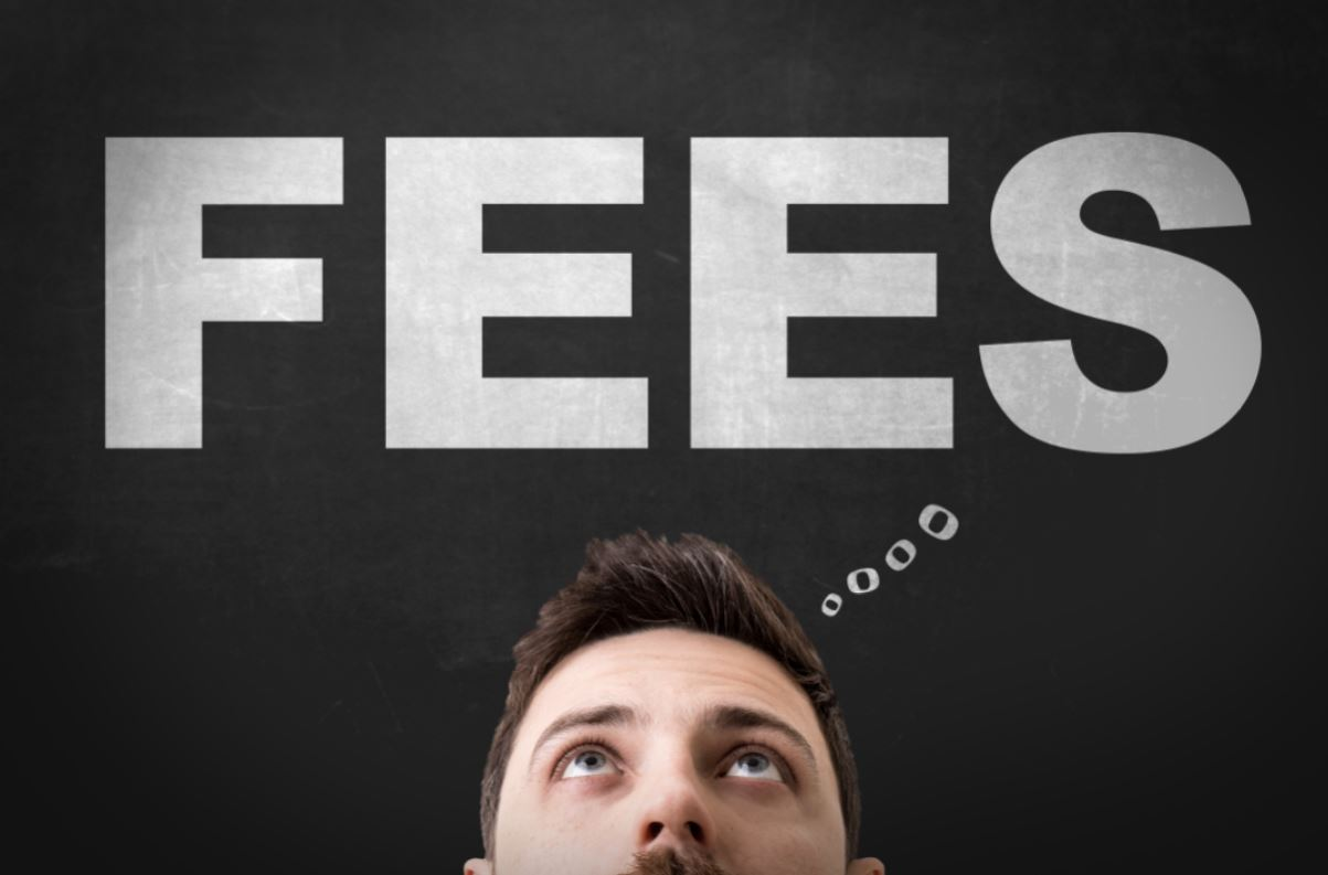 trading fee of forex broker