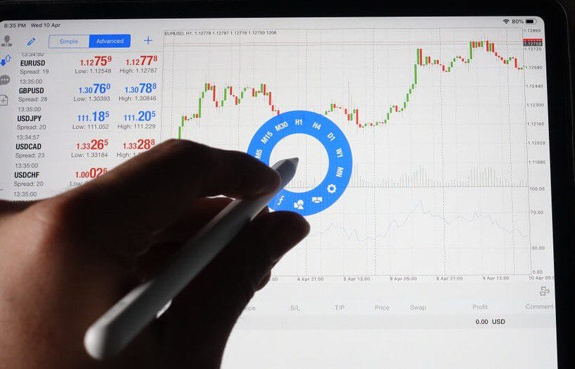 Manual forex trading in phone is better