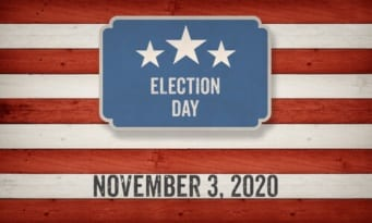 US Election date 2020