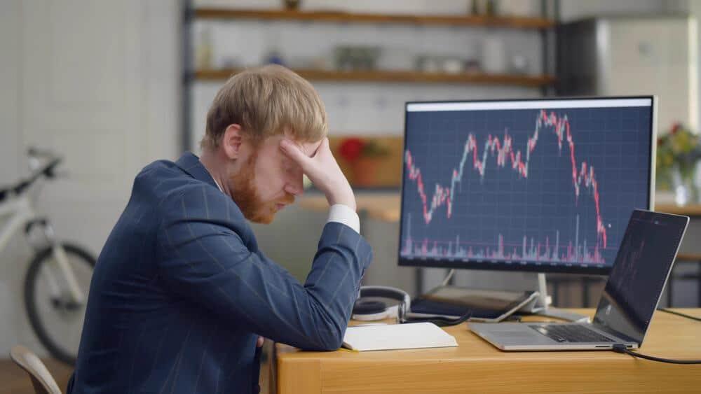 forex trader stress and fail