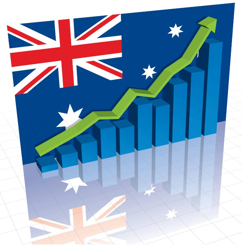 australian economy stable during covid19