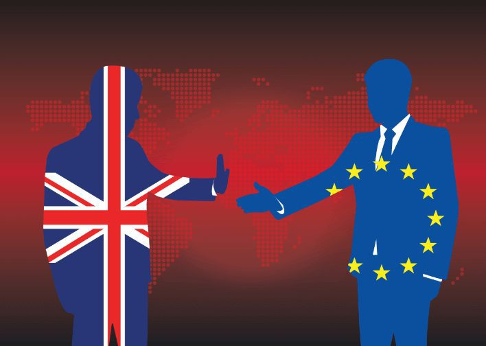 gbp and EUR economy deal brexit