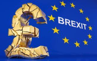 Brexit Pound symbol