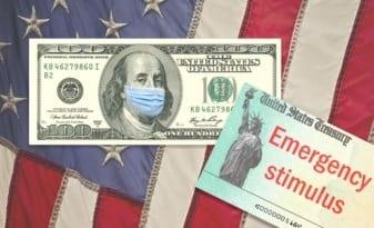 US emergency stimulus pack