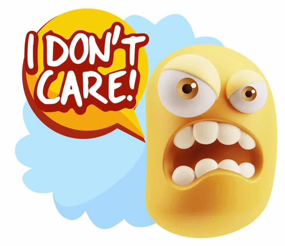 I dont care by forex market players
