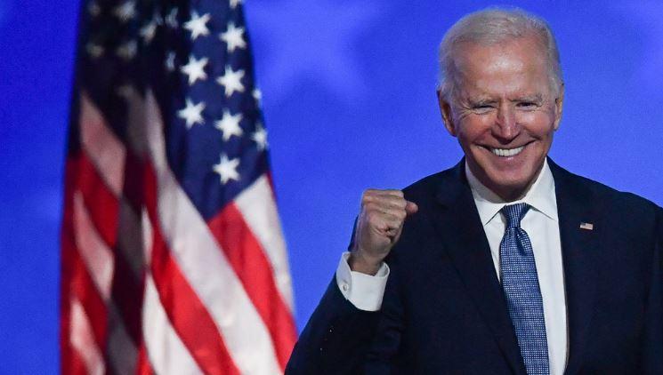 Joseph Robinette Biden jr is the 46th american president