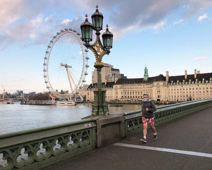 London corona virus covid 19 photo