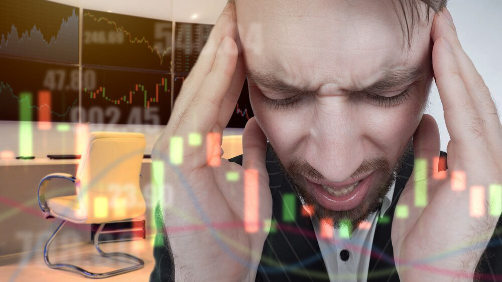 forex trader stress is very big how to avoid
