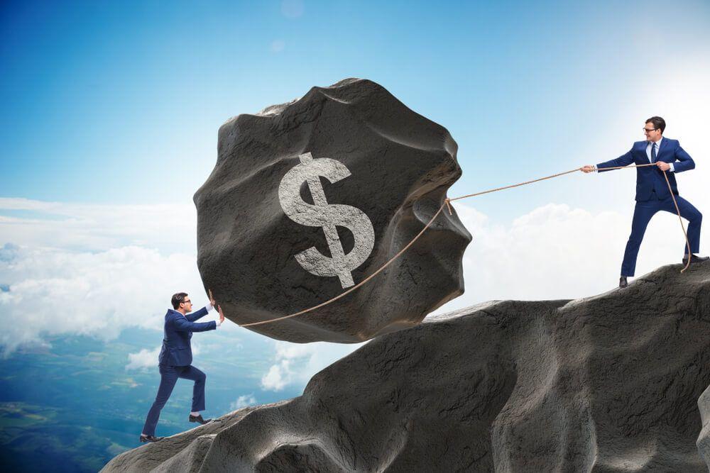 hard to earn money in forex trading market