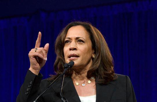 kamala harris first woman vice president in america