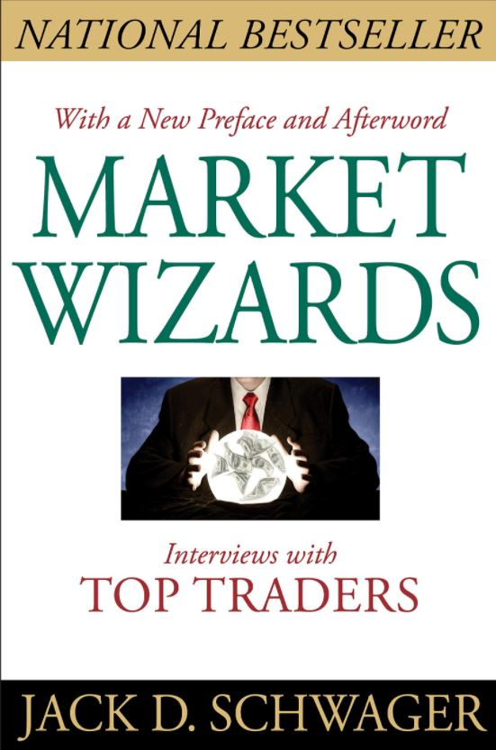 market wizards by jack d schwager book