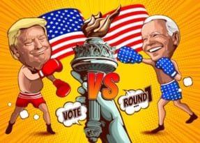 trump vs biden election vote fight 1