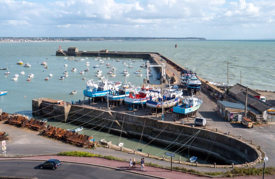 fisheries issue in france UK
