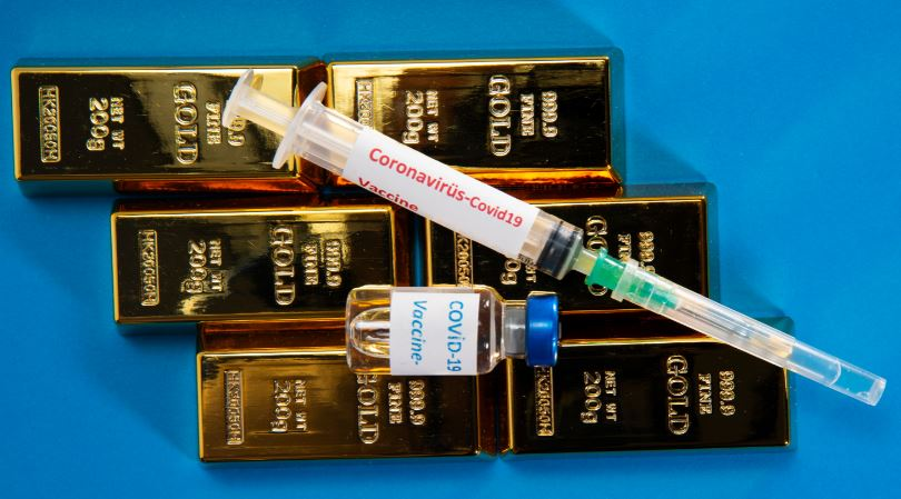 gold price during coronavirus in forex market