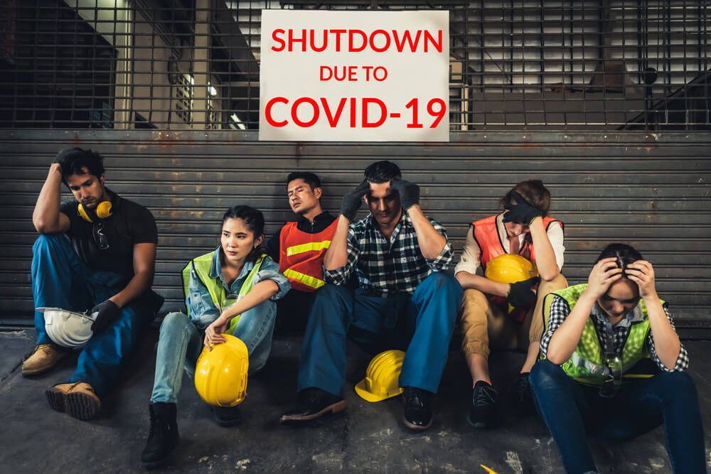 unemployment increases due to covid 19