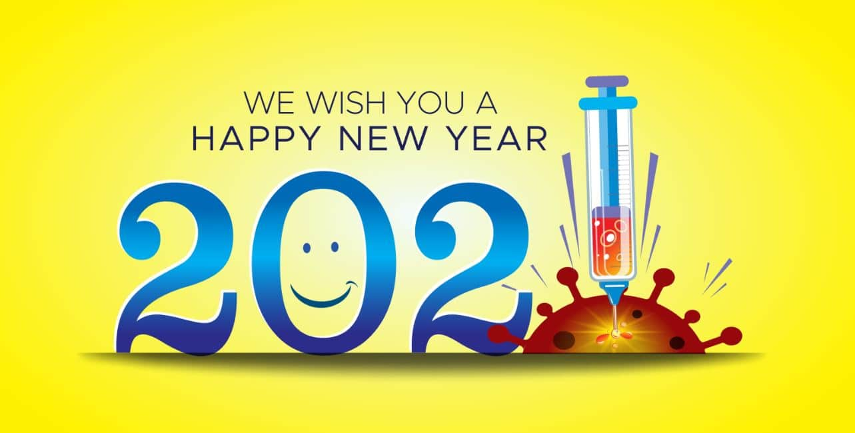happy new year 2021 vc