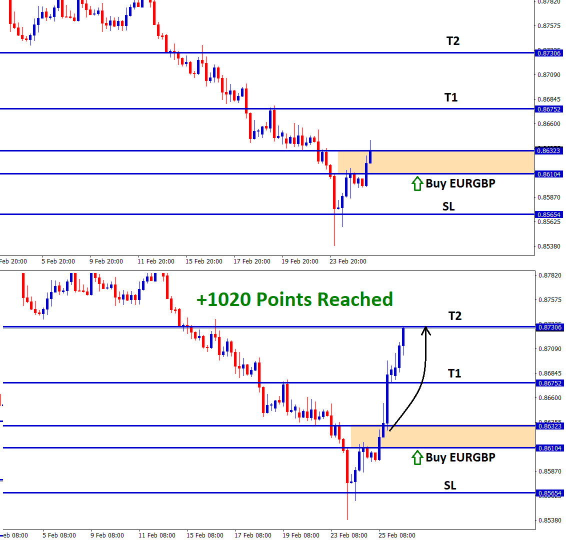 1020 points made in eurgbp buy signal