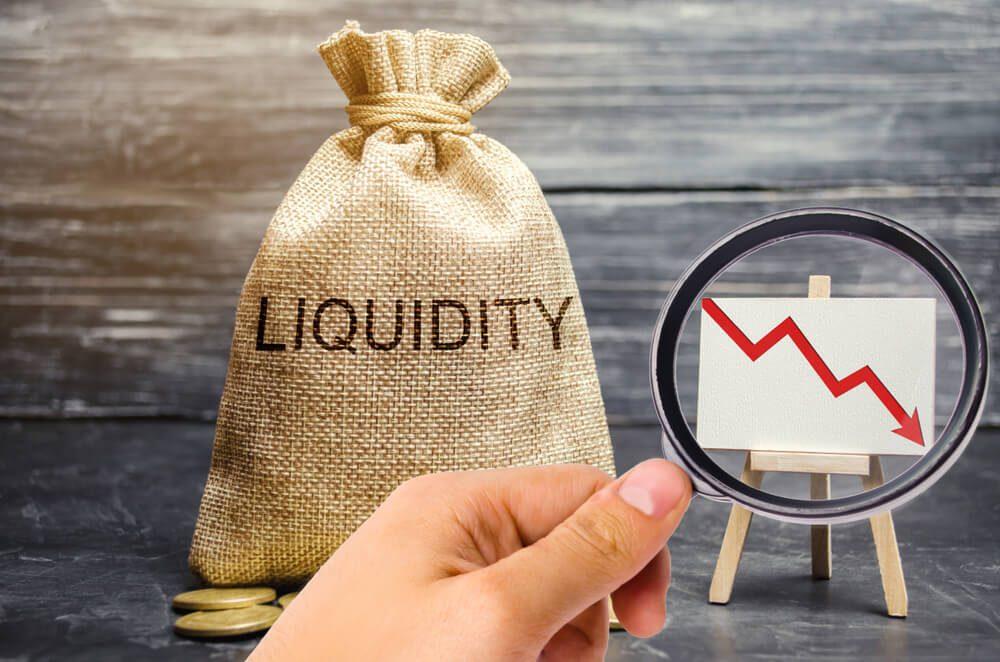Liquidity in trading market