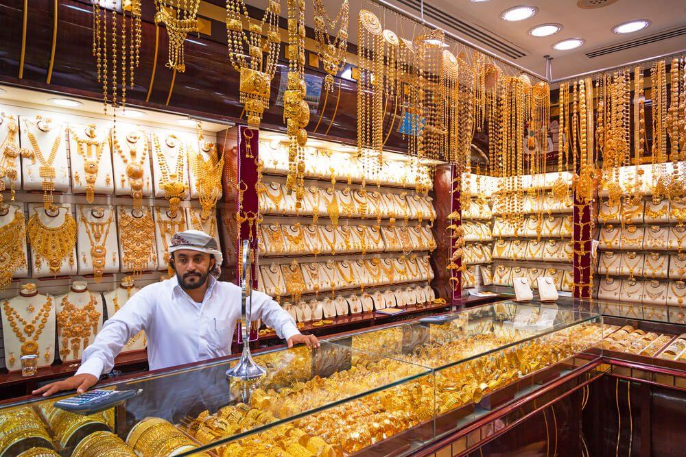 gold selling shop in Dubai