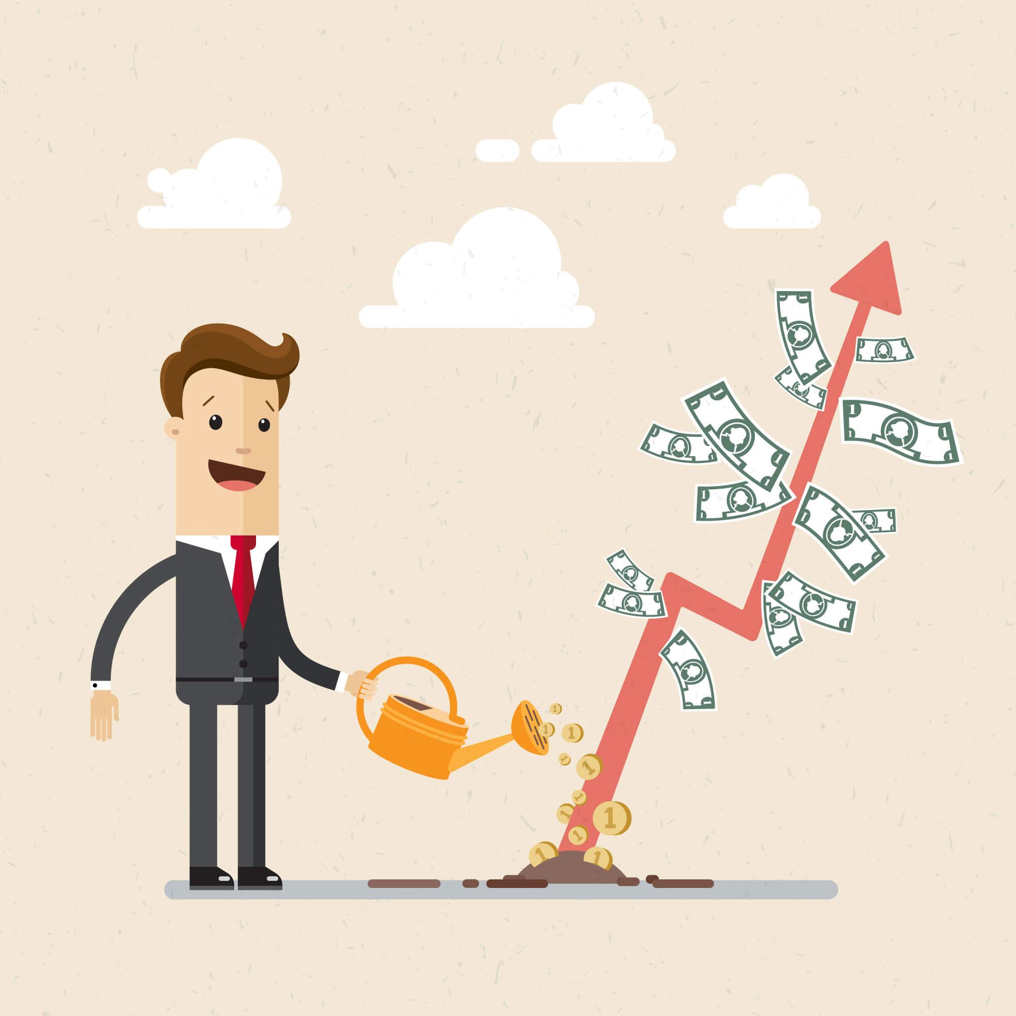 increase high profits using leverage trading