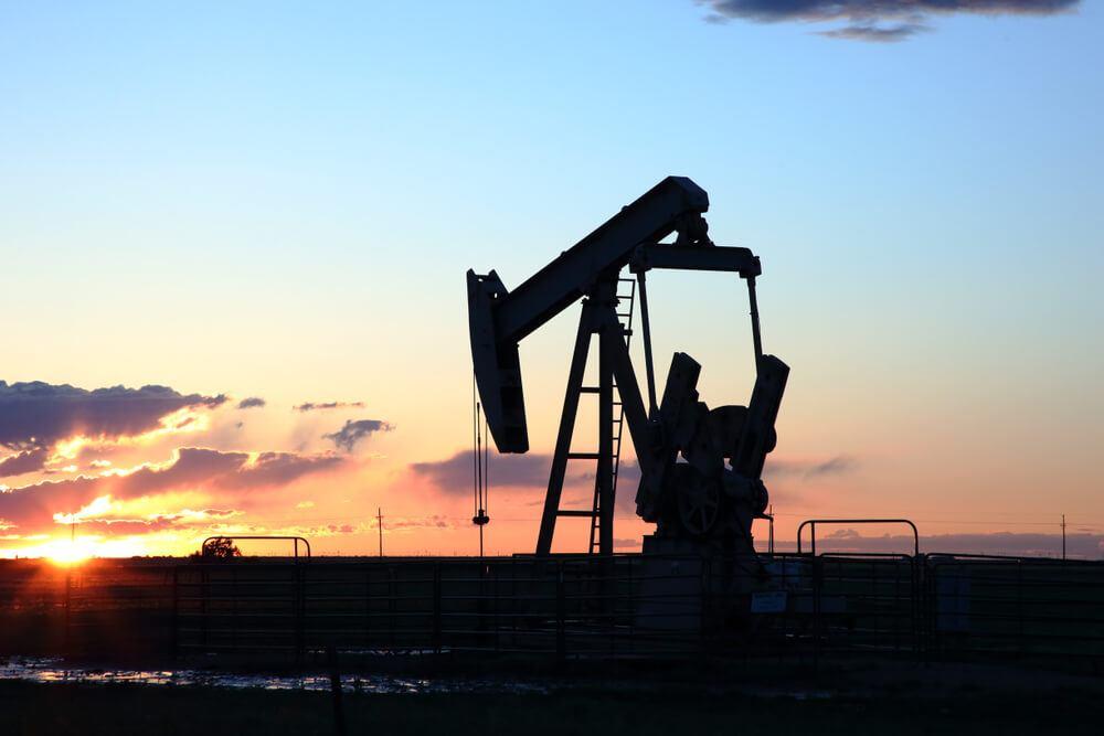 Crude Oil mining machine