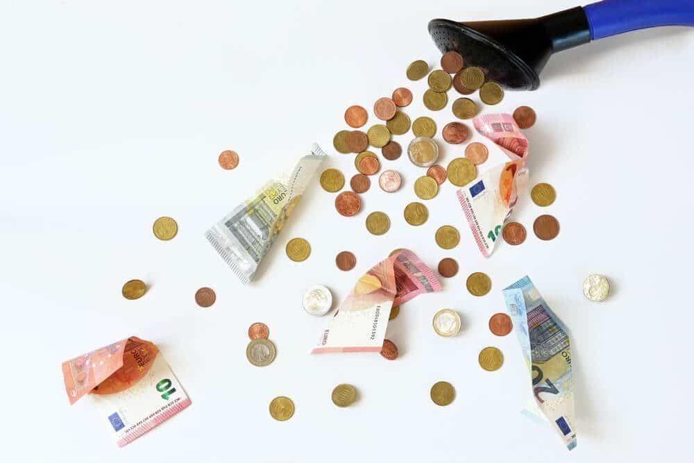 Eurro liquidity purchases