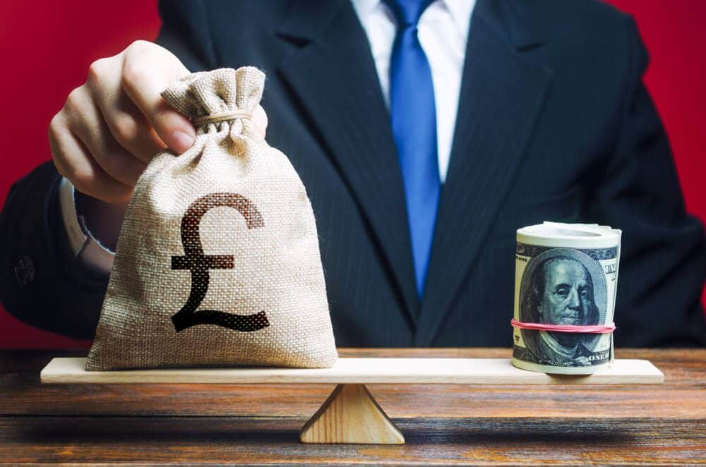 GBP Resilient againts the USD