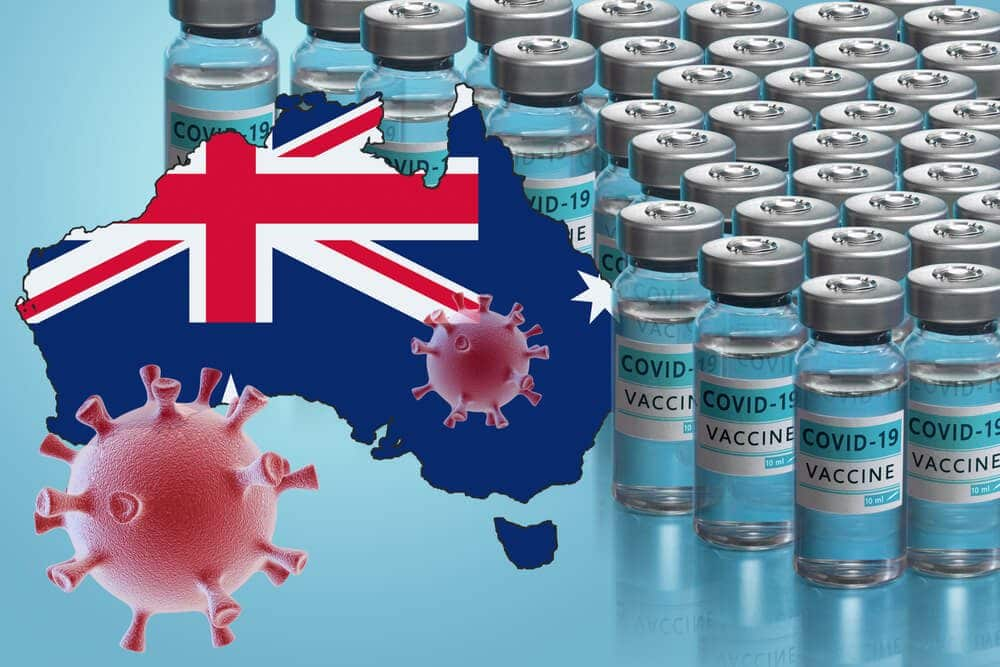 Australia covid 19 vaccine