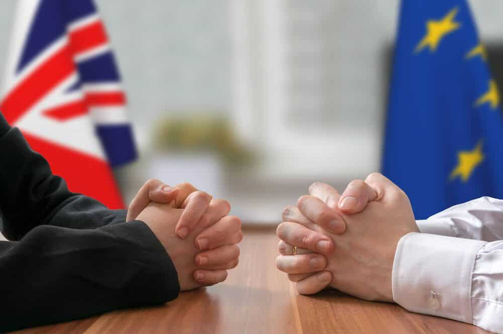 EU and the UK close for post Brexit deal