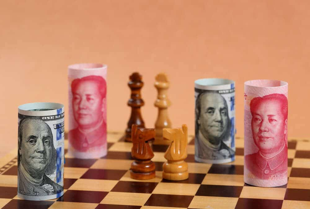Geopolitical risks from the US and China