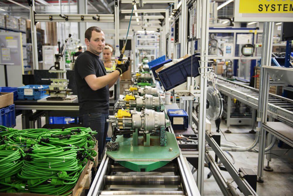 German industries are booming