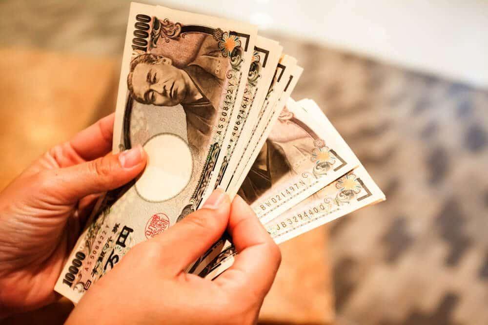 Japanese yen sends higher more against US Dollar