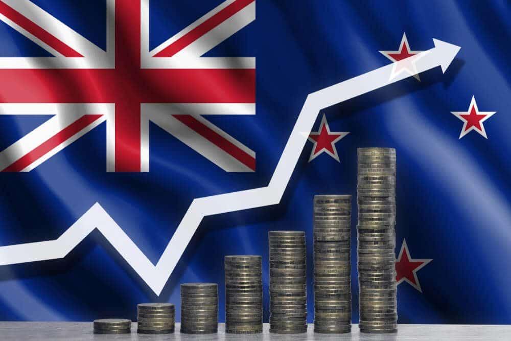 New Zealand economy gaining