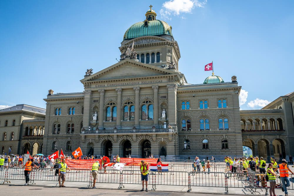 Switzerland covid 19