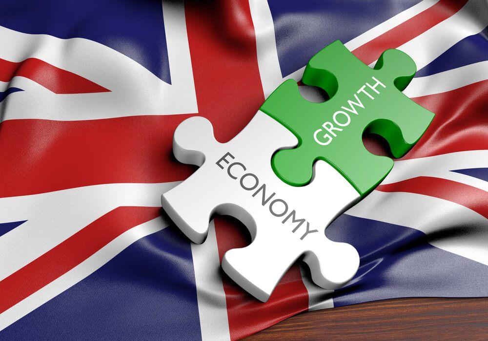 UK economy recovery
