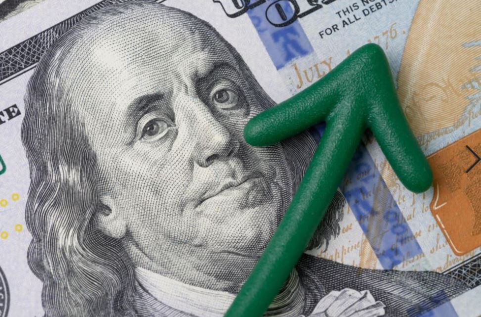 US Dollar posted a more substantial gain